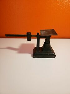 Antique Circa 1900 Fairbanks Postal Scale Cast Iron And Brass