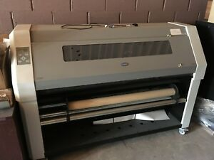 Summa Dc3 Plus Thermal Vinyl Printer And Contour Cutter