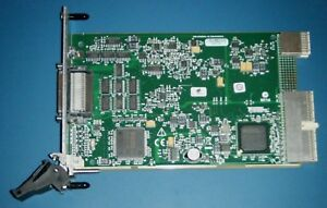 Ni Pxi 6225 80ch 16bit M series Multifunction Daq National Instruments tested