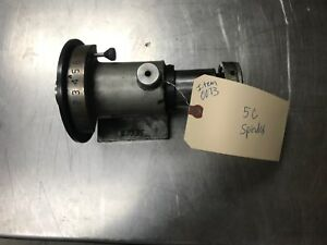 Spin Index 5c Collet Indexing Fixture Spindex Unknown Brand