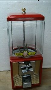 Northwestern Model 60 Gumball Candy Bulk Vending Machine