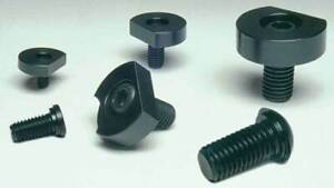4 Pc Mitee bite 1 2 13 Machinable Fixture Workholding Clamp holding Force 4000lb