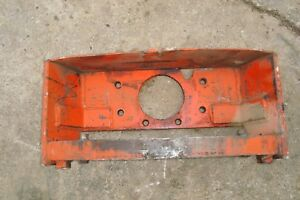 Case 1370 Tractor Swinging Drawbar Support