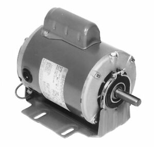 Marathon Motors Fan Blower Motor B319 056c17d2074 3 4hp 1725rpm 1ph 60hz