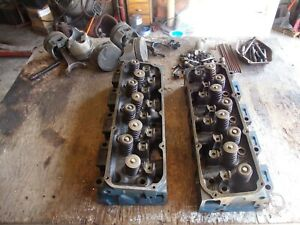 351 Cleveland Heads And Engine Parts