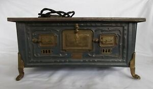 Antique Marklin Electric Toy Stove That Works