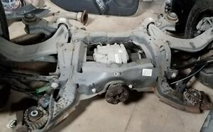 2014 Caprice Ppv Rear End Suspension Complete Differential Irs Used 26k 2 92
