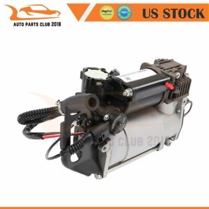 Single Air Suspension Compressor Fit Vw Touareg Porsche Cayenne