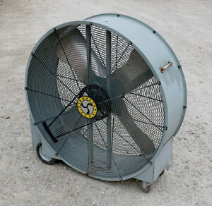 Used Air Master Mc4204s 2 Shop Fan