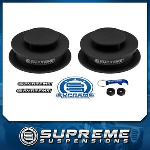 Leveling Kit For 2002 2007 Jeep Liberty Kj 2 Rear Lift Steel Spring Spacers