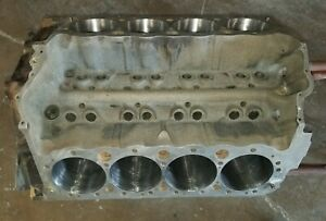 Chevy Sbc 400 Engine Block Very Clean