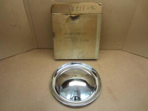 1949 50 Lincoln Hubcap Hub Cap 0l 1129 Up 15 Original Nos