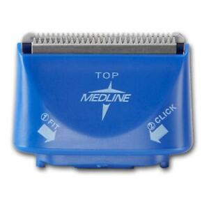 Box Of 50 Mediclip Universal Attachment Surgical Clipper Disposable Blades