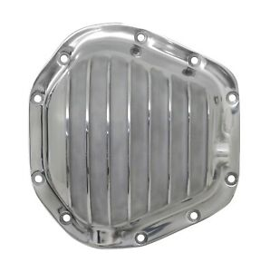 Aluminum 1966 Up Dana 60 Front Rear Differential Cover 10 Bolt Sand Blasted