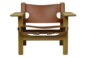 Upholstery For The Spanish Chair By B Rge Mogensen Model 2226 Made In Denmark