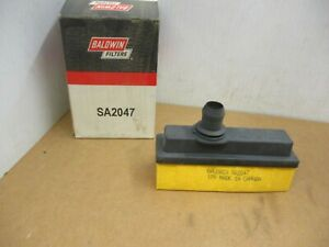 Baldwin Filters Sa2047 Air Breather Filter 2 5 8 X 1 1 4 In