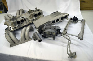 Gm Tpi Tuned Port Fuel Injection Intake Manifold System Chevy Z28 Corvette