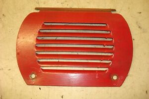 International Ih Farmall 806 Tractor Side Hood Air Cleaner Vent