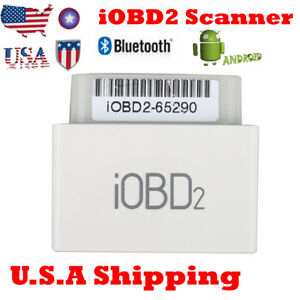 Usa Ship Free Tax Iobd2 Obdii Auto Scanner For Iphone Android By Bluetooth