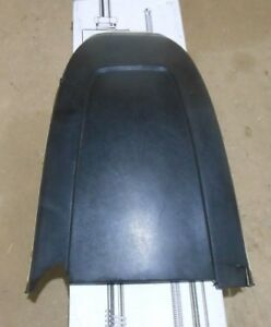 70 Oem Amc Amx Javelin Rebel Turtle Back Shell Seat Cover Trim Black L Lh Left