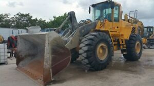 2007 Volvo L150e Wheel Loader W Original Paint Ready To Work