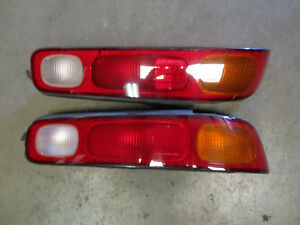 Jdm Oem Honda Integra Dc2 Type R 98 01 Tail Lights Acura Gsr 98 Kouki Coupe 2dr