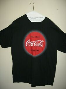 Coca cola T-shirt (vintage) like new! Liscensed  X-LRG.