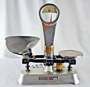 Stunning Antique Vintage Detecto Gram Candy Balancing Scale