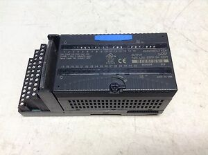 Ge Fanuc Ic200mdl742a Output Pos Log 24 Vdc 32 Point Module Ic200mdl742 Ic200