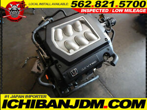 Jdm Acura Tl Cl Base Model Engine 3 2l V6 J32a J32a2 99 00 01 02 03 Motor Only