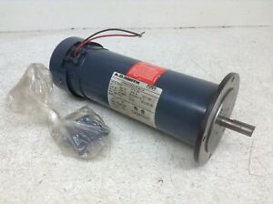 A o Smith 22201100 Variable Speed Dc Motor 180 Vdc 1 Hp 1725 Rpm 56c D055 bt