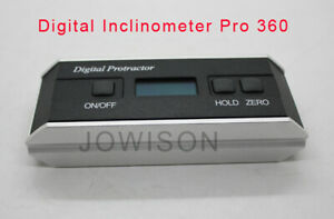 Measurement Digital Protractor Angle Finder Digital Inclinometer Pro 360 Degree