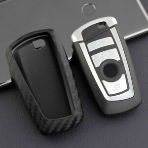 Remote Key Case Cover Shell Chain For Bmw 3 5 Series M3 M6 Car Key Fob Holder
