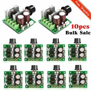 10pcs 12v 40v 10a Pulse Width Modulation Pwm Dc Motor Speed Control Switch Ej