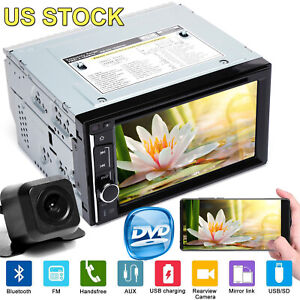 For Toyota Venza Sienna Sequoia Highlander Car Stereo 2din Dvd Radio Mp3 Audio