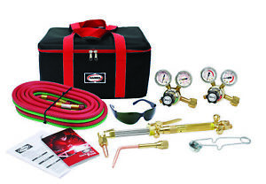 Harris Hmd Medium Duty Ironworker 300 Oxy Acetylene Cutting Torch Kit 4400369