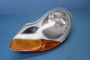 1999 Porsche 911 Carrera 996 1 Left Driver Headlight Complete Halogen Oem