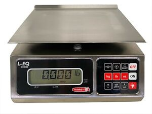 Tor rey Leq 10 20 Portioning Bench Scales 20 Lb X 0 005 Lbs
