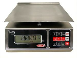 Tor rey Leq 5 10 Portioning Bench Scales 10 Lb X 0 002 Lbs