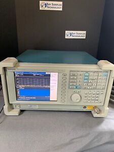 Tektronix Rsa3303a Real Time Spectrum Analyzer W Options 2 21 Good Condition