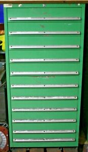 Lista 11 Drawer Cabinet With Large Lot Of Fuses gs3