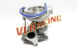 02 06 Subaru Turbo Wrx Sti Upgrade Td06 20g Turbocharger Bolt On