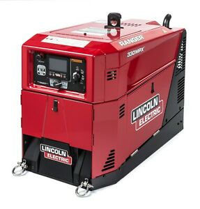 Lincoln Electric Ranger 330 Mpx Engine Welder Generator K3459 1