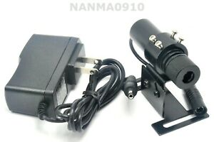 850nm Infrared Line Beam Laser Module 150mw Ir Lasers Focusable Head Dc5v 22mm