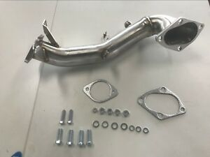 Exhaust Downpipe For Vw 1 4 Tsi Golf Mk5 Mk6 Scirocco New Beetle Dp09 s
