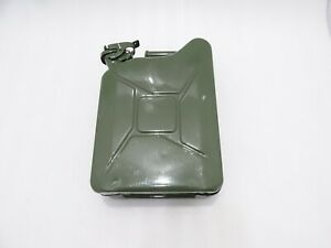New Ford Willys Jeep Military Green Jerry Can 10 Litre G500 Justroyal