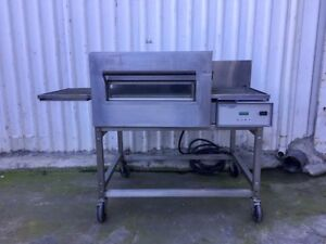 Lincoln Impinger 1132 000 u Electric 56 Belt Conveyor Oven 208v