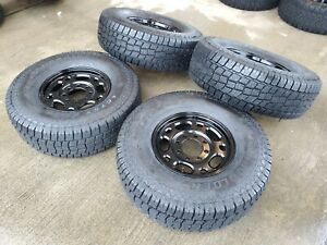 16 Chevy Gmc 2500 3500 Oem Wheels Rims Tires 8x165 2007 2008 2009 2010 5079