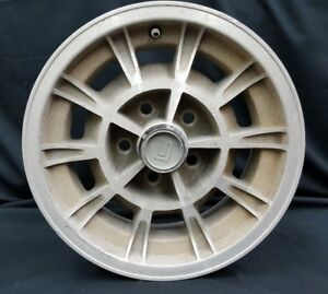 1966 Aftermarket Ford Mustang Shelby Cobra Gt350 10 Spoke 15 Inch Tire Rim