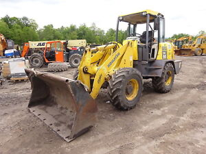 Compact Loader In Stock | JM Builder Supply and Equipment